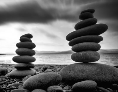 How to Use Photoshop to Edit Black and White Images – Zen in Stone | Photoshop Tutorial