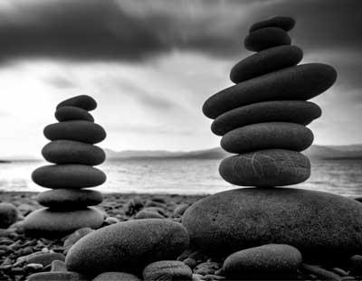 Zen in Stones