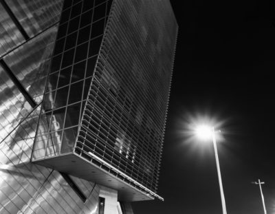 How to Use Photoshop to Edit Black and White Images – The Strange Building   Photoshop Tutorials