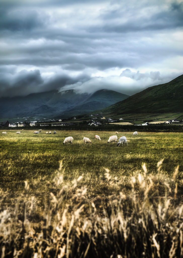 how to use photoshop to edit landscape images