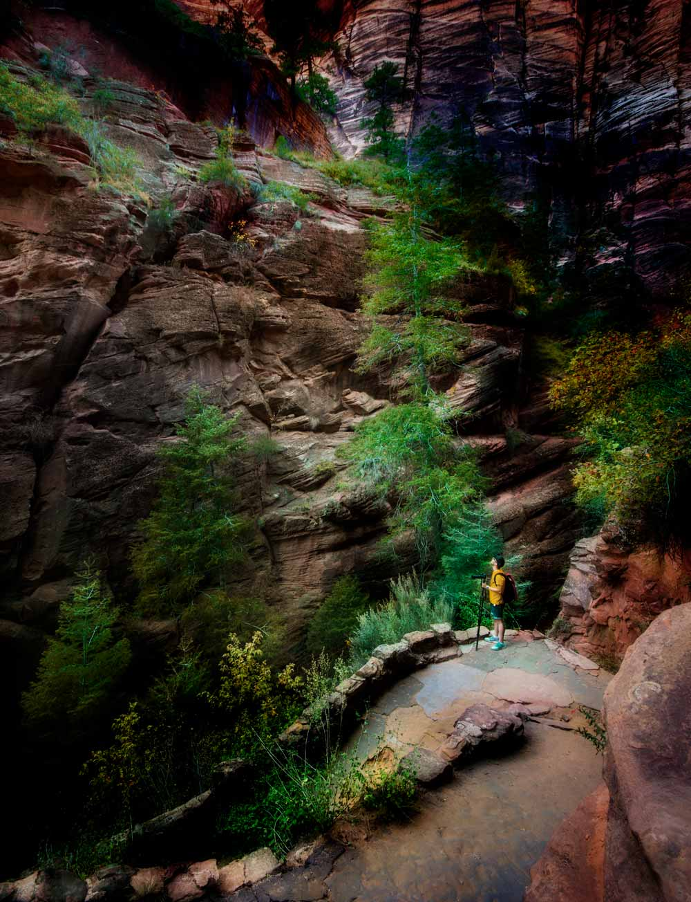 how to use photoshop for landscape images, how to change color in photoshop