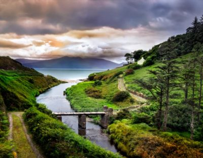 How to Use Photoshop to Enhance Your Landscape Photography – Final Path   Photoshop Tutorial