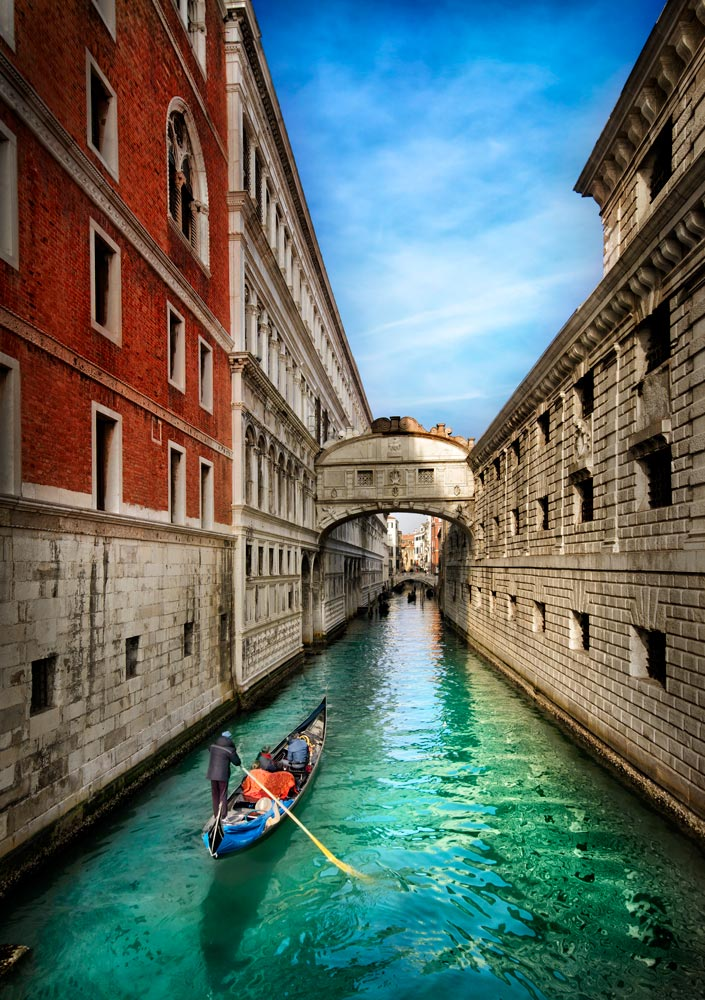 the canals of venice photoshop tutorial beginner How to Process Photos