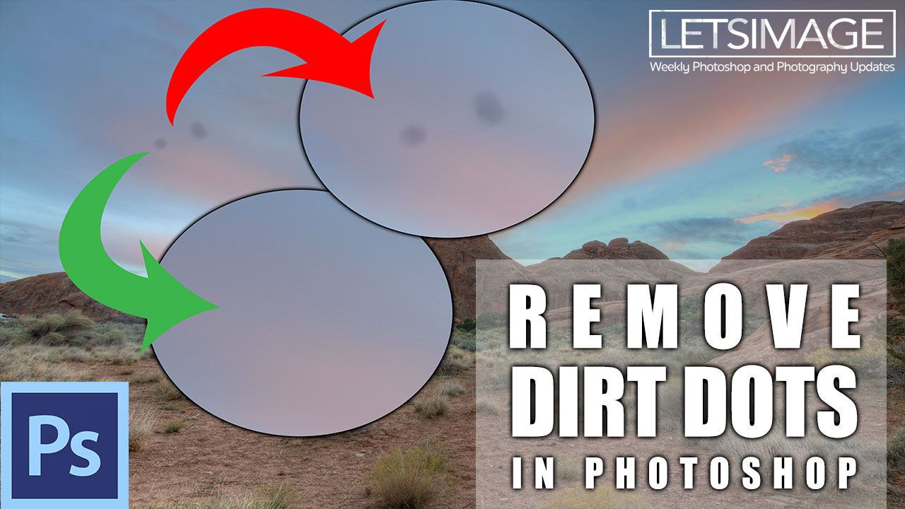 How to Remove Spots in Photoshop CC