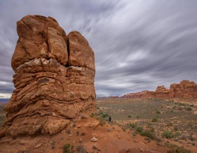 How to Edit Landscape Images in Photoshop – Example: Utah Vista | Photoshop Tutorial