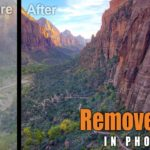 how to remove haze and fog in photoshop beginner tutorial