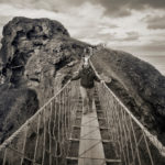 letsimage weekly photo blog ireland rope bridge giants causeway