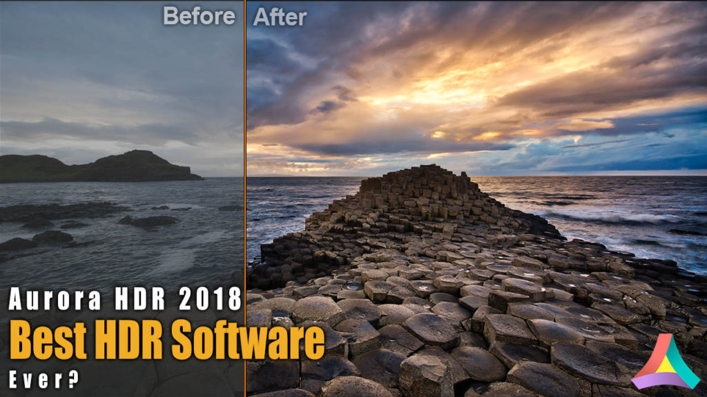 BEST HDR Software EVER? Aurora HDR 2018