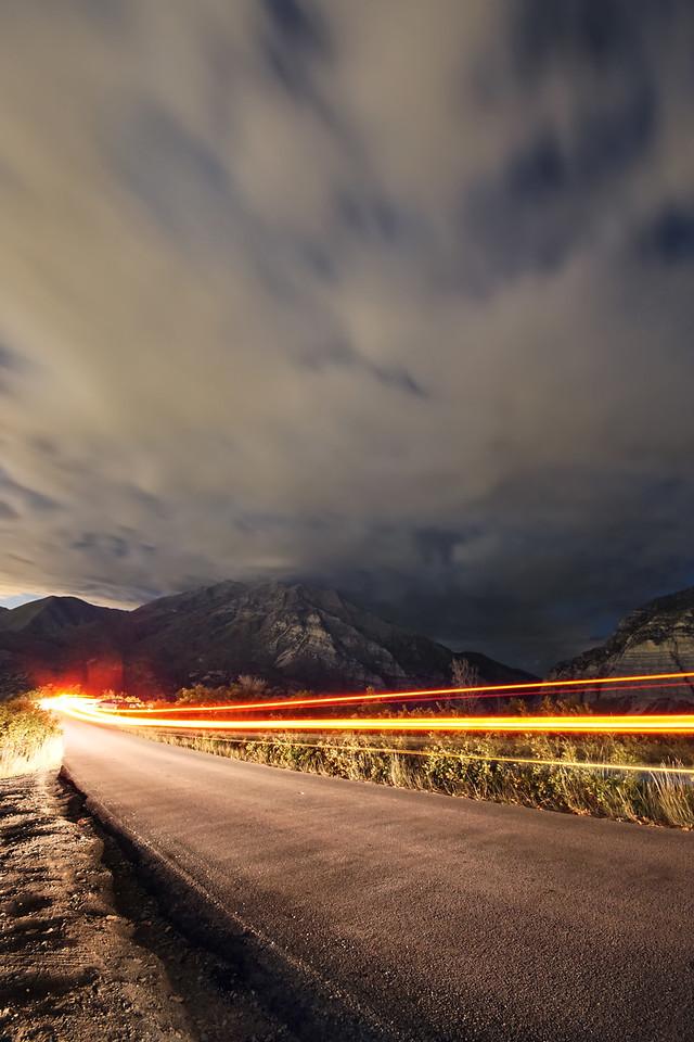 Utah letsimage landscape photography night long exposure