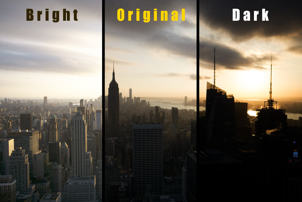 create an HDR image from a single photo