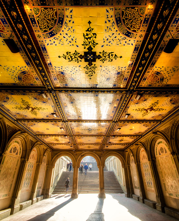 Central Parks Golden Hall