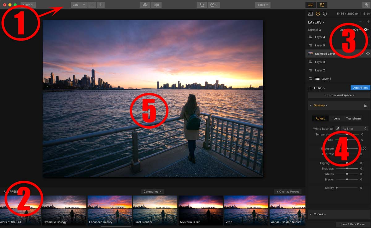 luminar 2018 review beginner editing tutorial