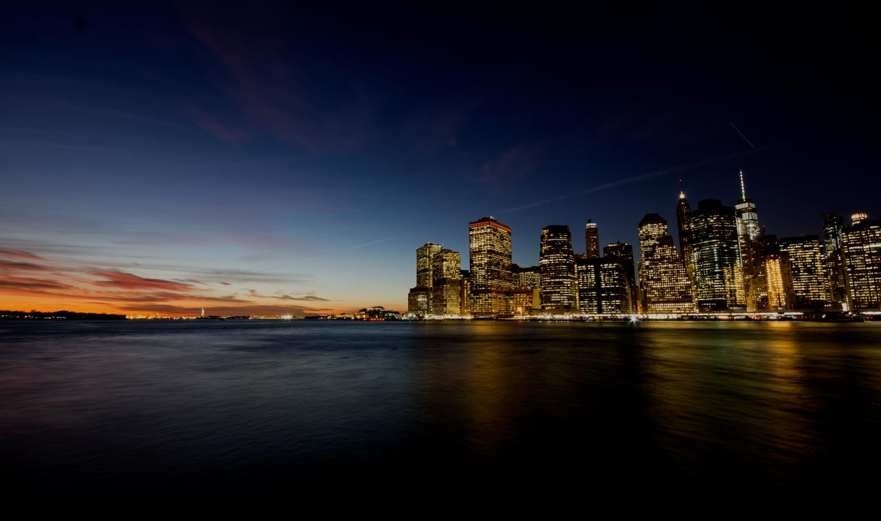 How to Improve Your Photos in Photoshop - Example: A Night in New York Photoshop Tutorial