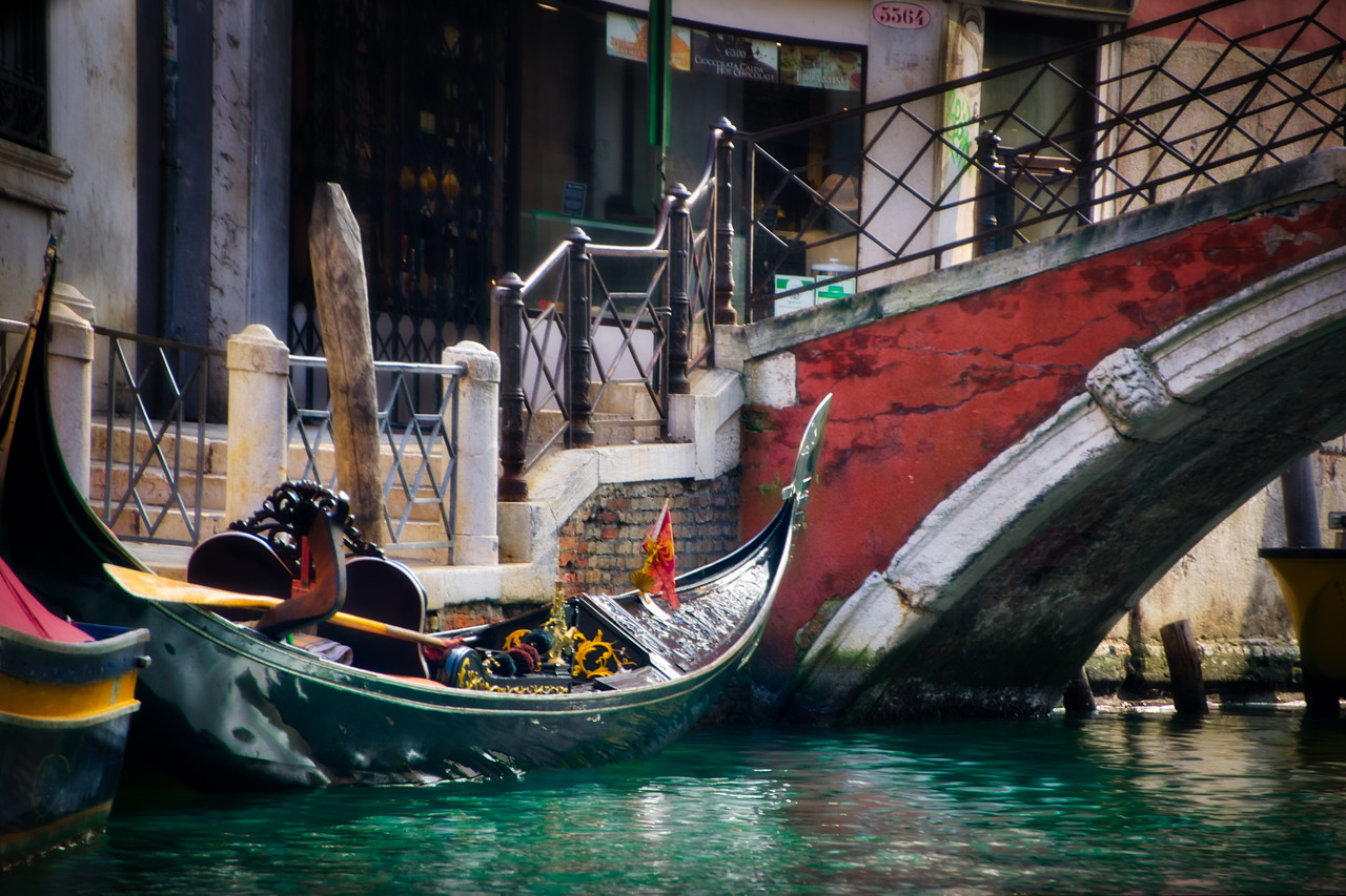 Off Duty in Venice