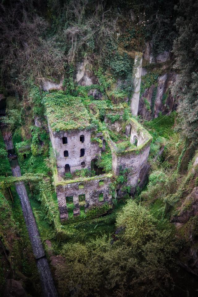 The Ruin in a City