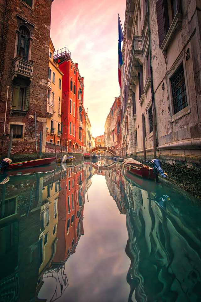 venice sunset italy letsimage
