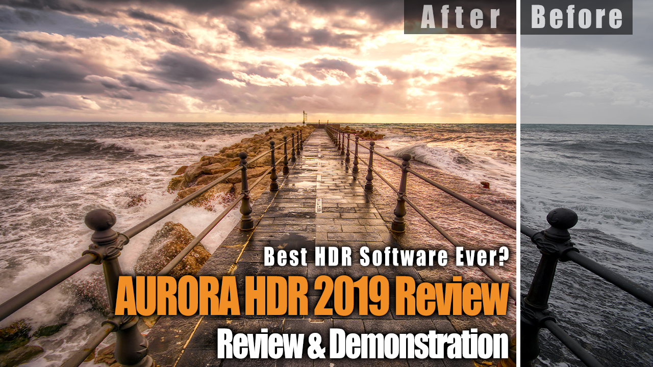 aurora hdr review best hdr software