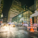 new york night lights street photography-X2