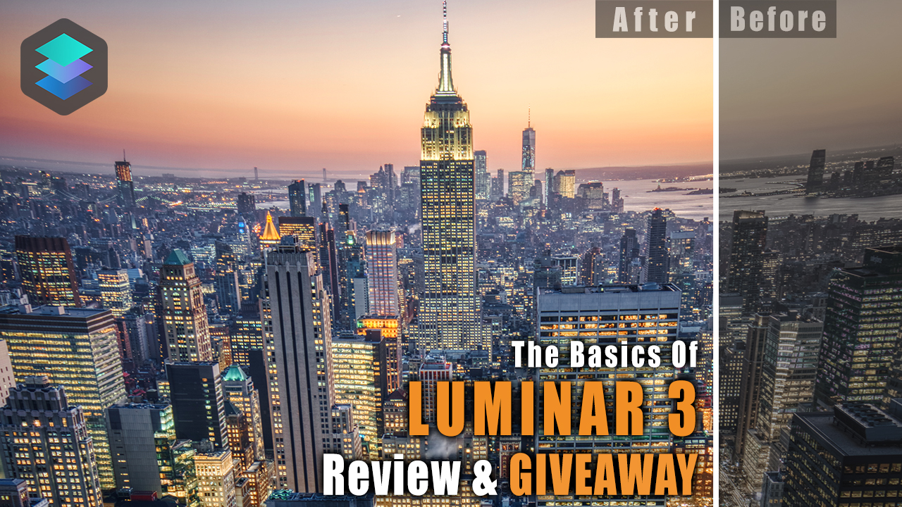 the basics of luminar 3 with libraries review lightroom alternative